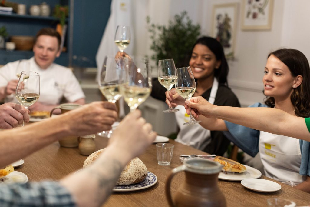Group Cooking Classes in London